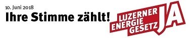 Mein Leserbrief zur Abstimmung Kantonales Energiegesetz Luzern (10. Juni 2018)