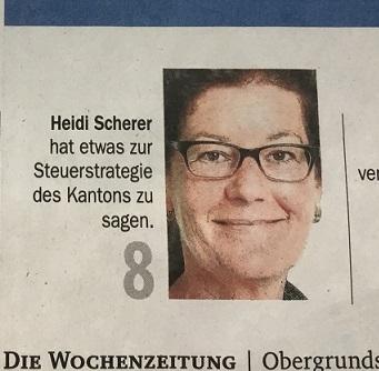 Steuerstrategie Kanton Luzern